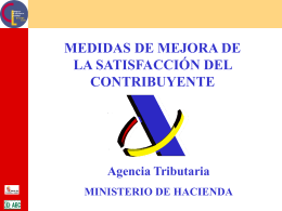 SERVICIOS DE INFORMACIÓN Y ASISTENCIA AL CIUDADANO