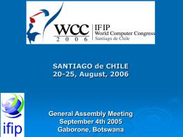 WCC 2006 Pres
