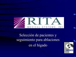 Selección de Pacientes en PPT - oncologiayradiofrecuencia.cl