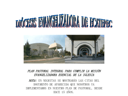 1 - Parroquia del Espíritu Santo y Santa María de Guadalupe