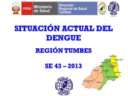 11 ES EXPO_situacion_dengue_2009_2013_SE43