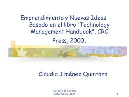 Tema 3 Emprendimiento