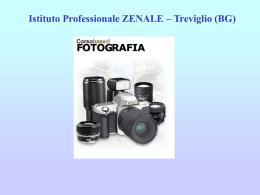 Breve corso di fotografia