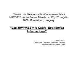 Chile - Jorge Soto