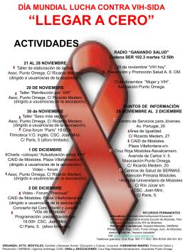 CARTEL SIDA