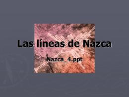 Las líneas de Nazca - Immaculateheartacademy.org