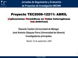 grupo ual - Universidad de Málaga