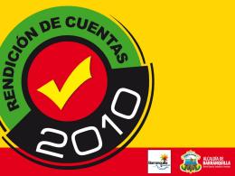 2009 - Barranquilla
