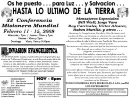 2/08/09 - Puerta La Hermosa