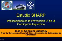 Estudio SHARP. Implicaciones en la prevención secundaria de la