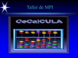mpi2 - CeCalCULA