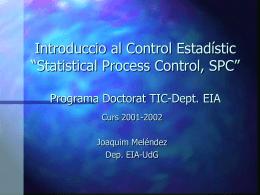 Presentación Adicional SPC