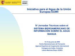 Leticia Martinez_Iniciativa para el Agua de la Union