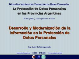 CABASE - Gobierno de Jujuy