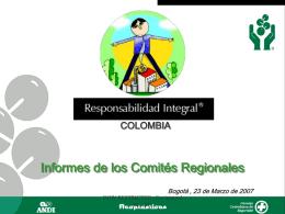 MARZO 2007 - Responsabilidad Integral Colombia