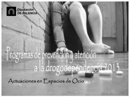 Presentación - Diputación de Palencia