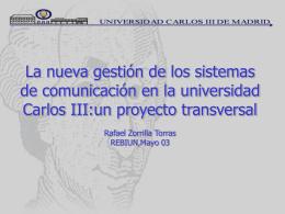 Sin título de diapositiva - Biblioteca y Archivo de la Universidad