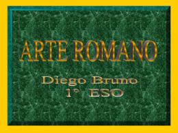 Arte Romano 1º ESO - metodossociales1112