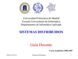 Presentación - Departamento de Informática Aplicada
