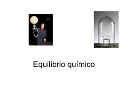 Tema 4 Equilibrio y Cinética - Electromagnetismo