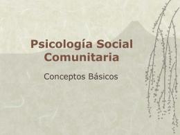 Clase 1 - Conceptos básicos