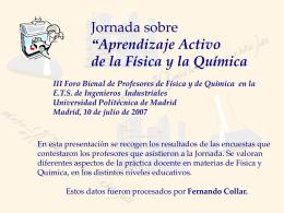 Presentación de PowerPoint - Departamento de Ingeniería Química