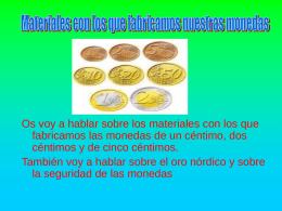 las monedas sergio plaza gonzalez