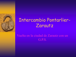 el trabajo (MS Power Point)