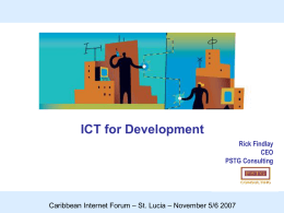 Seychelles National ICT Plan