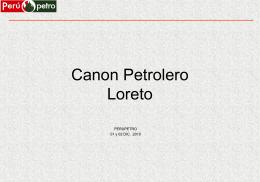 Canon , Sobre Canon y Regalías