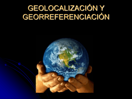 Georreferenciación