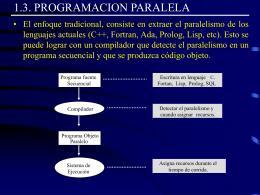 Programación Paralela II
