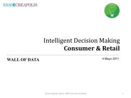 IDM Consumer & Retail