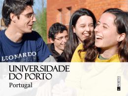 Apresentação Universidade do Porto-Portugal - Diogo