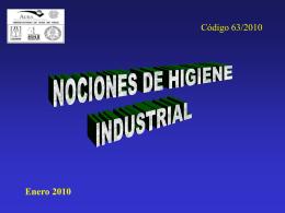 NOCIONES DE HIGIENE INDUSTRIAL - AURA-O