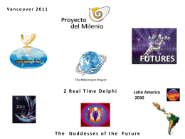presentation - The Millennium Project