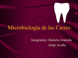 Microbiología de las Caries