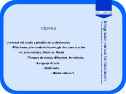 Análisis de competidores: Grupos de Comunicación en España