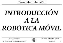 Sede Regional Orán UNIVERSIDAD NACIONAL DE SALTA