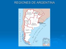 REGIONES_DE_ARGENTINA
