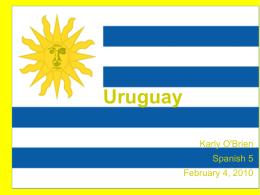 Uruguay - karlyobrien