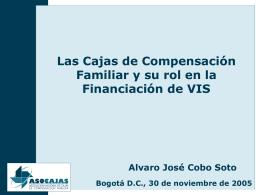 Las Cajas de Compensación Familiar y su rol en la