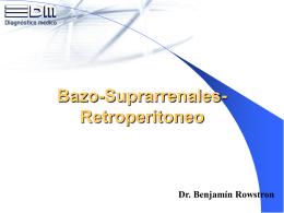Mostración Bazo-Pancreas