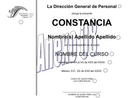 ANEXO 08 Constancia