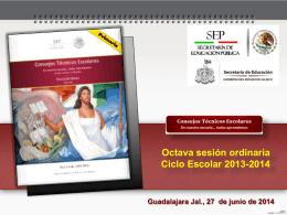 CTE 8 Sesion Junio 2014
