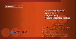 programa 13 de mayo - Colégio Medico de Sevilla