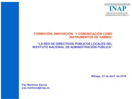 1ºBP6 - Servicio de Calidad y Modernización
