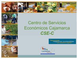 Centro de Servicios Económicos Cajamarca CSE-C
