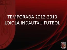 colegio - Loiola Indautxu Fútbol