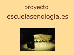 Como subir archivos - Escuelas de Enologia
